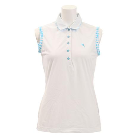 シェルボ(CHERVO) ノースリーブシャツ ALLINONE 032-29472-004 (Lady's)