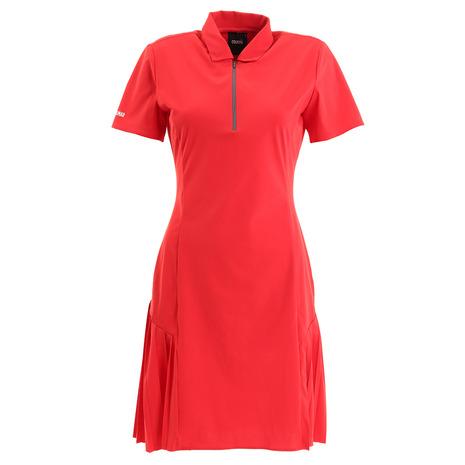 COLMAR ゴルフウェア レディース 半袖ワンピースポロシャツ 8816-5QE9B-CL42 (Lady's)