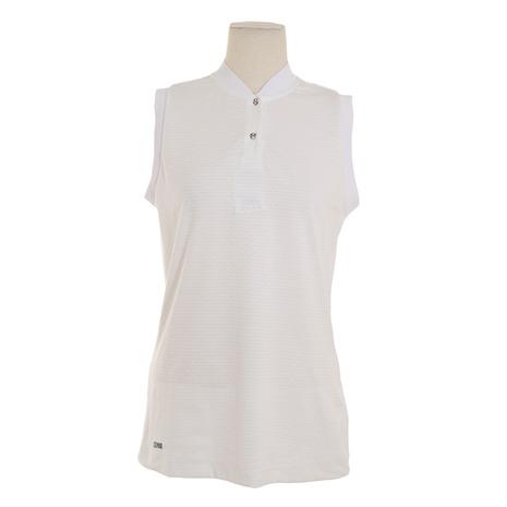 COLMAR ゴルフウェア レディース L ノースリーブポロシャツ 8730-9TO9B-CL01 (Lady's)