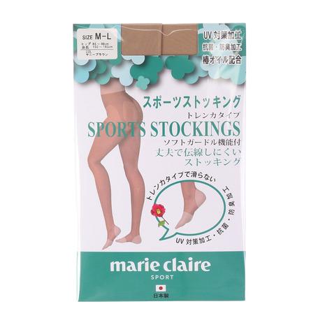 マリ・クレール スポール(marie claire sport) スポーツストッキング 711972 -BE (レディース)