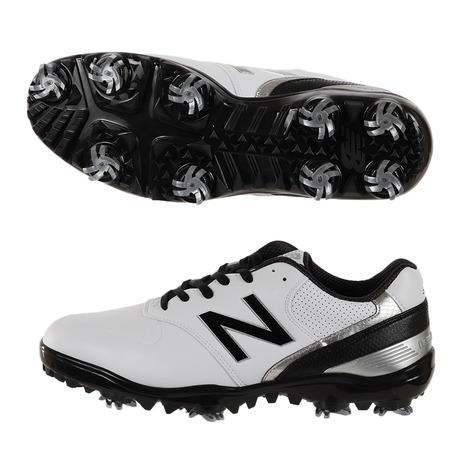 ニューバランス(new balance) balance) ゴルフシューズ ゴルフソフトスパイク WHITE/BLACK MG996BW2E (Men's) MG996BW2E (Men's), Ray Green:35cee82d --- sunward.msk.ru