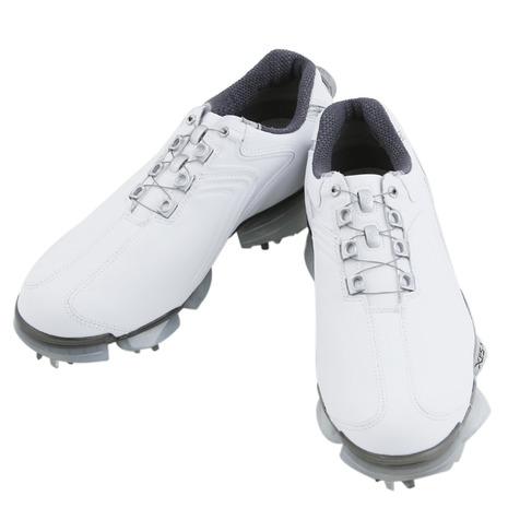 フットジョイ(FootJoy) メンズゴルフシューズ 16 XPS1ボア WT/SV 56004W (Men's)