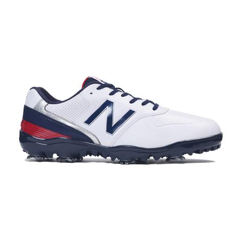 ニューバランス(new balance) ゴルフシューズ ゴルフソフトスパイク TRICOLOR MG996NR2E (Men's)