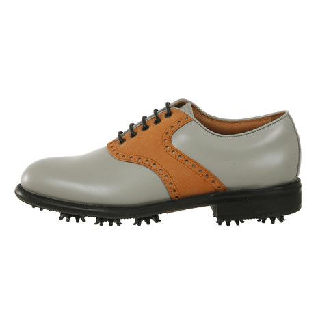 【pt_r191228】 ロトゥセ(LOTTUSSE) ゴルフシューズ ソフトスパイク SOCCER GRIS A2712 GRY (Men\u0027s)