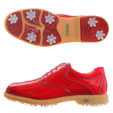 アジェイド(AJADE) ゴルフシューズ ゴルフシューズ AJM-002 RED (Men's)