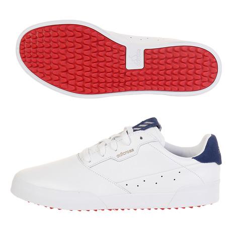 アディダス(adidas) ゴルフシューズ アディクロス レトロ EE9164W/IN (Men's)