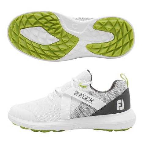 フットジョイ(FootJoy) ゴルフシューズ FJ フレックス 56101W (Men's)