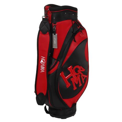 ホンマゴルフ(HONMA) キャディバッグ CB1910 BK/RED (Men's)