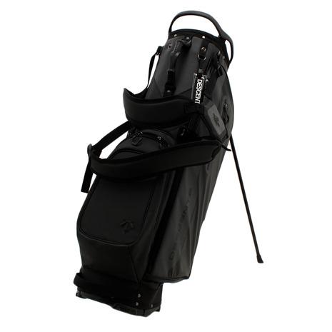 デサントゴルフ(DESCENTEGOLF) 8.5型キャディバック DQBNJJ01-BK00 (Men's)