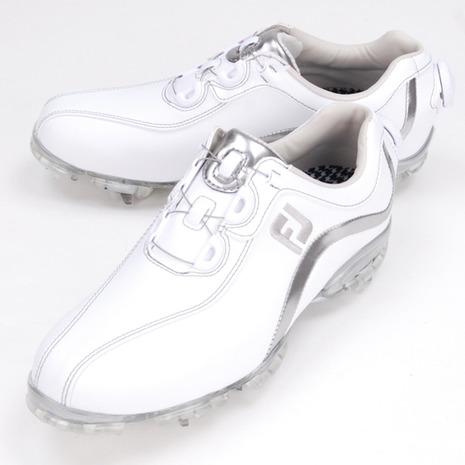 フットジョイ(FootJoy) 【オンラインストア価格】ゴルフシューズ 13 WOリールフィット WT/SV 93809 (レディース) (Lady's)