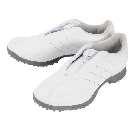 アディダス(adidas) F33603W/SV ゴルフシューズ ドライバーボア2.0 F33603W/SV (レディース) (Lady's), SOWAN:fd32f3cc --- sunward.msk.ru
