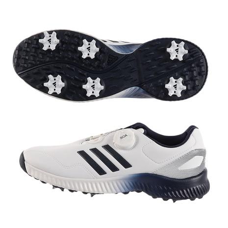 アディダス(adidas) ゴルフシューズ レスポンスバウンスBOA19SMU BB8003WN (Lady's)