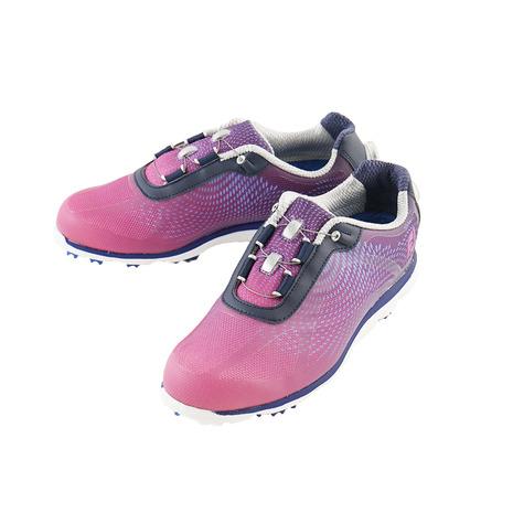 フットジョイ(FootJoy) ゴルフシューズ エンパワー SLボア NV/PL 98004W  (レディース) (Lady's)