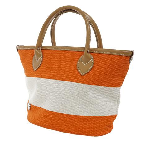 Bonfanti 288509 カートバッグオレンジ (Lady's)