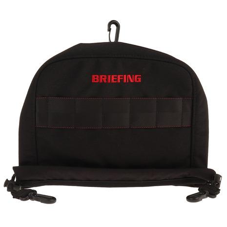 ブリーフィング(BRIEFING) 16FW IRONCOVER BK (アイアンヘッドカバー) BRF318219-010 (Men's、Lady's)