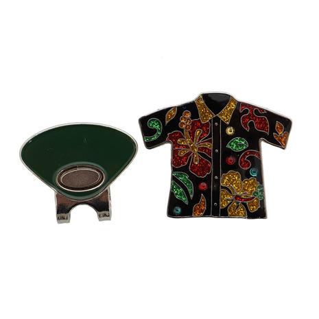 <title>pt_r0918 店内全品ポイント10倍以上 15日20時~4時間限定 カード エントリー要ナビカ NAVIKA ゴルフマーカー ファクトリーアウトレット Aloha Shirt</title>