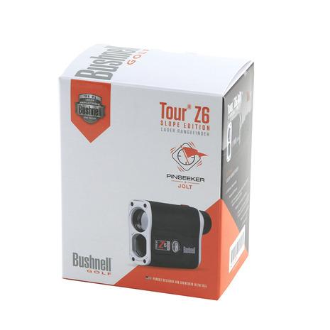 ブシュネル ゴルフナビ ブシュネルZ6SJ (ゴルフ用レーザー距離計) ピンシーカースロープツアーZ6