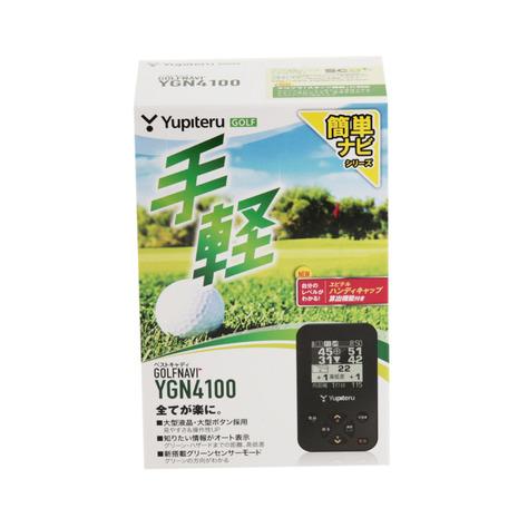ユピテル(YUPITERU) ゴルフナビ ゴルフナビ (ゴルフ小物他) YGN4100 2016年モデル