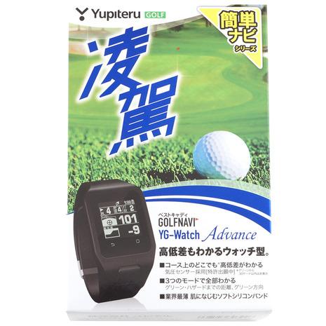 ユピテル(YUPITERU) ゴルフナビ YG-Watch A(ゴルフナビ) 2017年モデル