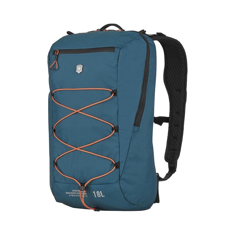 VICTORINOX(ビクトリノックス)公式 Altmont / アルトモントアクティブ ライトウェイト コンパクトバックパック 18L(ダークティール)【日本正規品】606898 カバン 鞄 BAG リュック バッグ