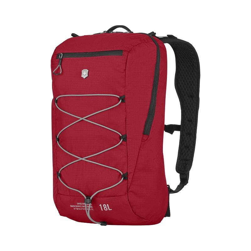 VICTORINOX(ビクトリノックス)公式 Altmont / アルトモントアクティブ ライトウェイト コンパクトバックパック 18L(レッド)リュック リュックサック レディース メンズ【日本正規品】606900 カバン 鞄 BAG リュック バッグ