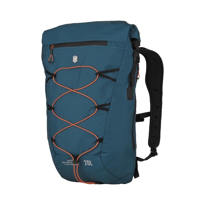 VICTORINOX(ビクトリノックス)公式 Altmont / アルトモントアクティブ ライトウェイト ロールトップバックパック 20L(ダークティール)【日本正規品】606901 カバン 鞄 BAG リュック バッグ
