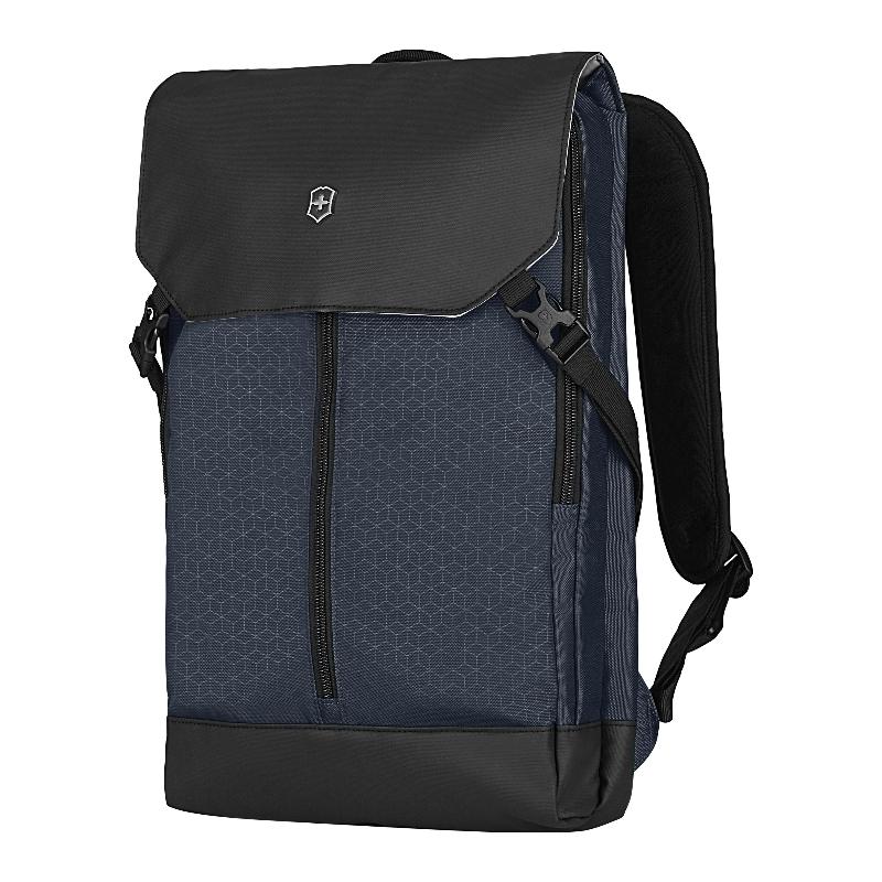 VICTORINOX(ビクトリノックス)公式 Altmont / アルトモントオリジナル フラップオーバー ラップトップバックパック 11 L(ブルー)【日本正規品】606746 鞄 カバン リュック ビジネス アウトドア
