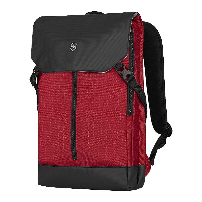 VICTORINOX(ビクトリノックス)公式 Altmont / アルトモントオリジナル フラップオーバー ラップトップバックパック 11 L(レッド)【日本正規品】606747 鞄 カバン リュック ビジネス アウトドア