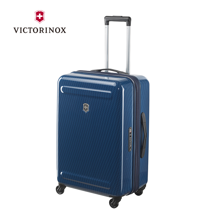 VICTORINOX(ビクトリノックス)公式 エテリウス イリュージョン ミディアム ブルー 約65-75L キャリーバック バックパック 軽量 旅行 大容量 Mサイズ【日本正規品】605284