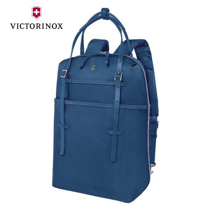 VICTORINOX(ビクトリノックス)公式 Victoria / ビクトリア ハーモニー 15L ディープレイク (ブルー) 【日本正規品】【10年保証】バックパック・リュック 601006