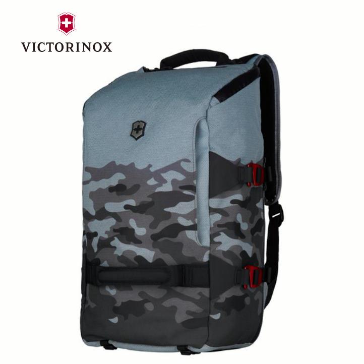 VICTORINOX(ビクトリノックス)公式 VX Touring / VXツーリング バックパック セージカモフラ―ジュ 約25L バックパック リュック 軽量 旅行 大容量【日本正規品】605624
