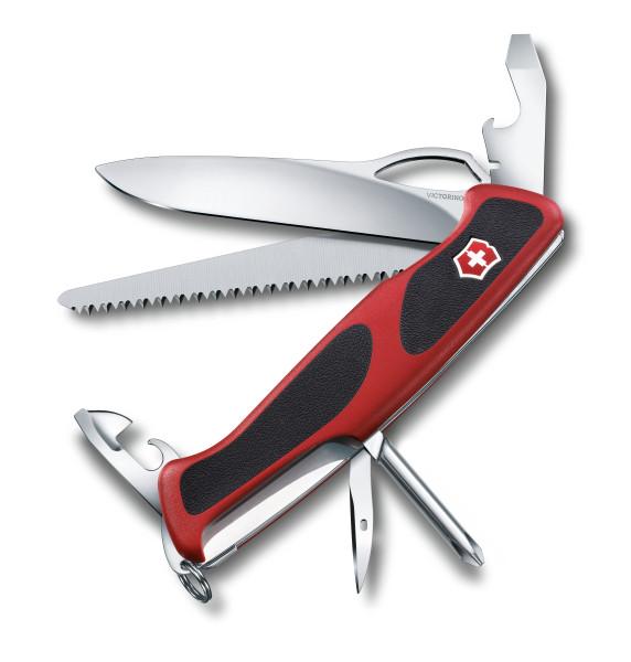 VICTORINOXビクトリノックス公式オフィシャルショップ マルチツール 十徳ナイフはアウトドアなどの必須アイテム 即出荷 公式 ビクトリノックス VICTORINOX レンジャーグリップ お買得 78 保証書付 ナイフ 十徳ナイフ アウトドア 0.9663.MC スイスマルチツール レジャー サバイバルナイフ 日本正規品