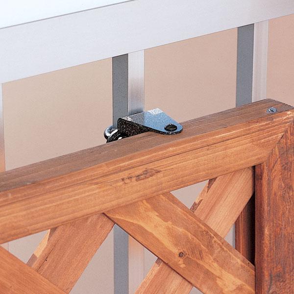 ラティス固定金具 ハンマートーン LK-3T 直輸入品激安 アイリスオーヤマ 新生活 公式ストア ガーデニング 取り付け