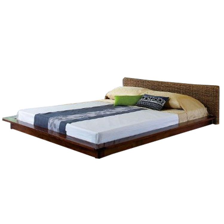 【送料無料】【TD】ベッドフレーム セミダブル RB-1980-SD ベット 寝台 寝床 BED bed 【HH】【代引不可】 新生活