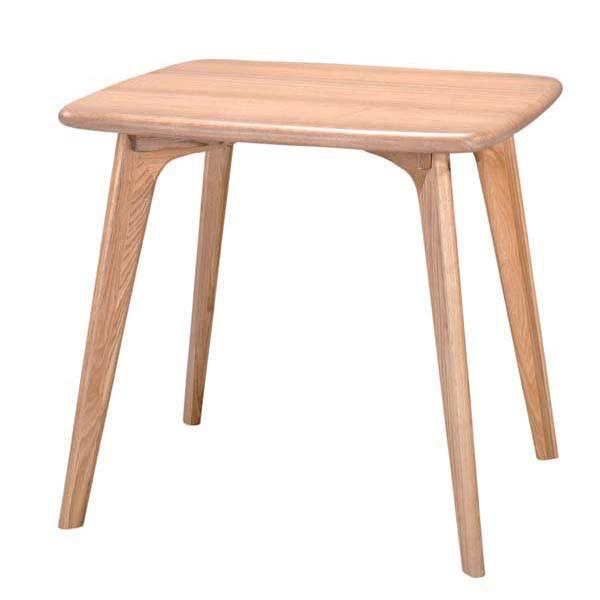 【送料無料】【TD】ダイニングテーブルCL-816T ナチュラル【北欧 80 新生活 食卓テーブル カフェテーブル モダン シンプル 食卓 テーブル つくえ 木製 】【取寄品】【東谷】 新生活