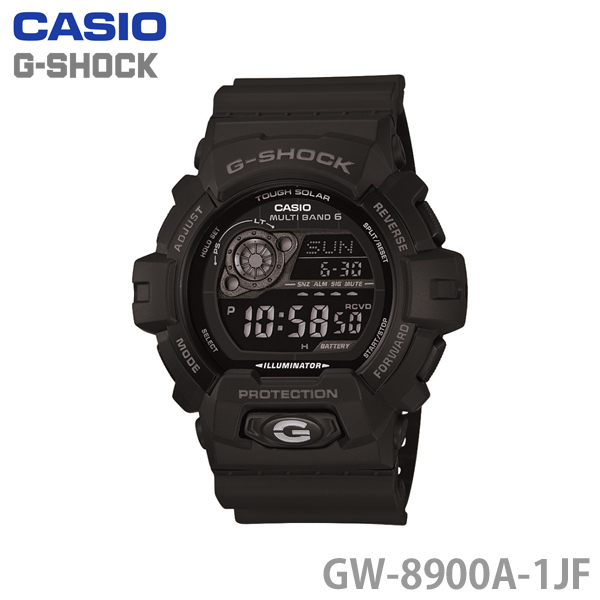 【送料無料】カシオ〔CASIO〕G-SHOCK GW-8900A-1JF〔ジーショック 腕時計 GSHOCK〕【HD】【TC】【取寄品】 新生活