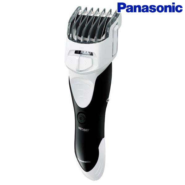 【送料無料】Panasonic〔パナソニック〕ボウズカッター ER-GS60-W【D】【DW】【取寄品】
