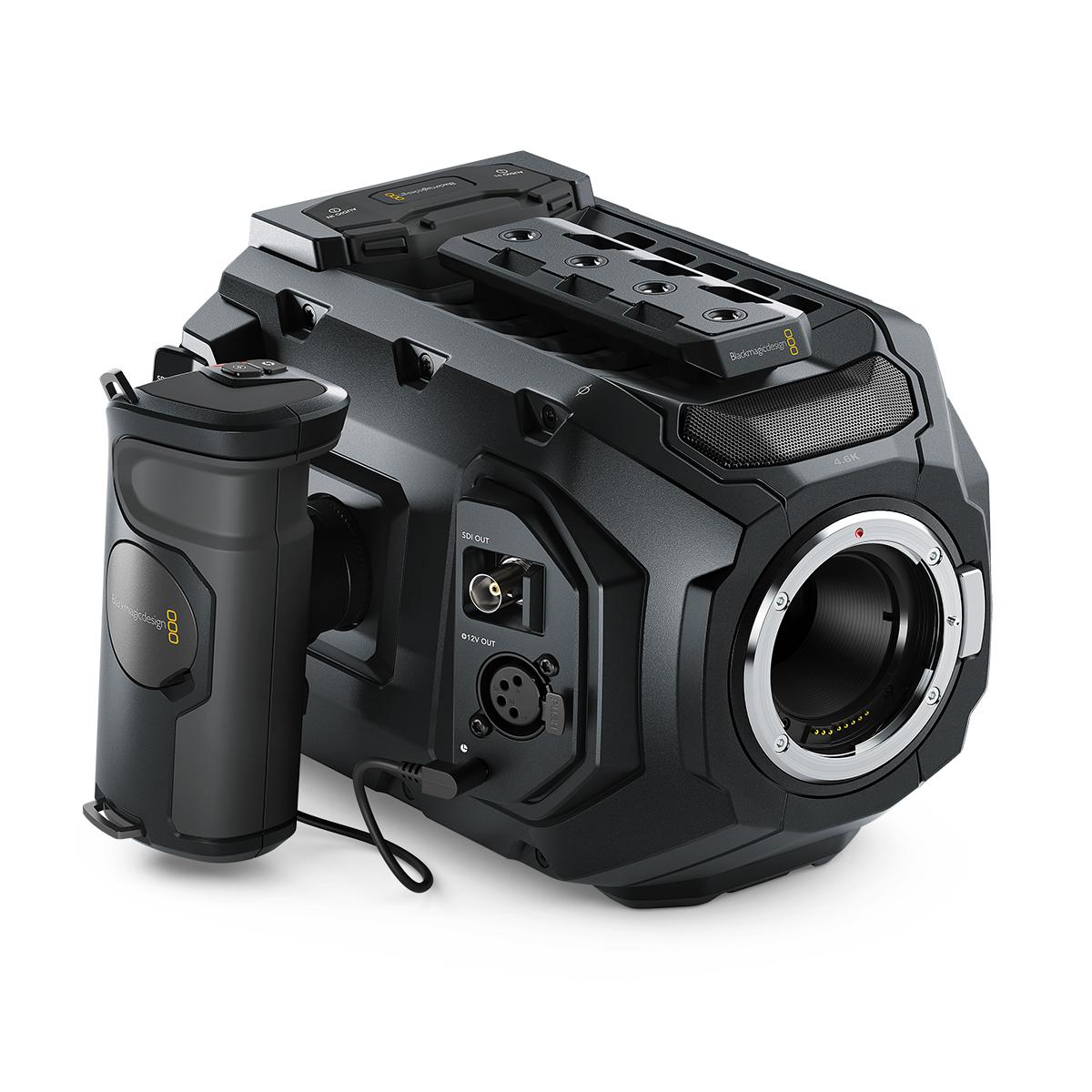 《新品》【送料無料、在庫あり!Blackmagic Design正規特約店です】Blackmagic URSA Mini 4.6K EF 4.6Kデジタルフィルムカメラ(レンズ別売)