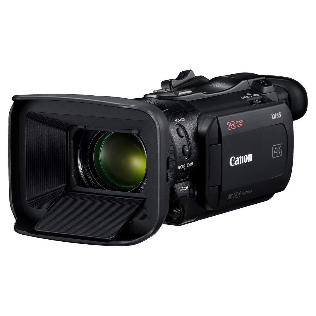 《新品》【送料無料、在庫あり!Canon正規特約店です】Canon XA55 業務用デジタルビデオカメラ