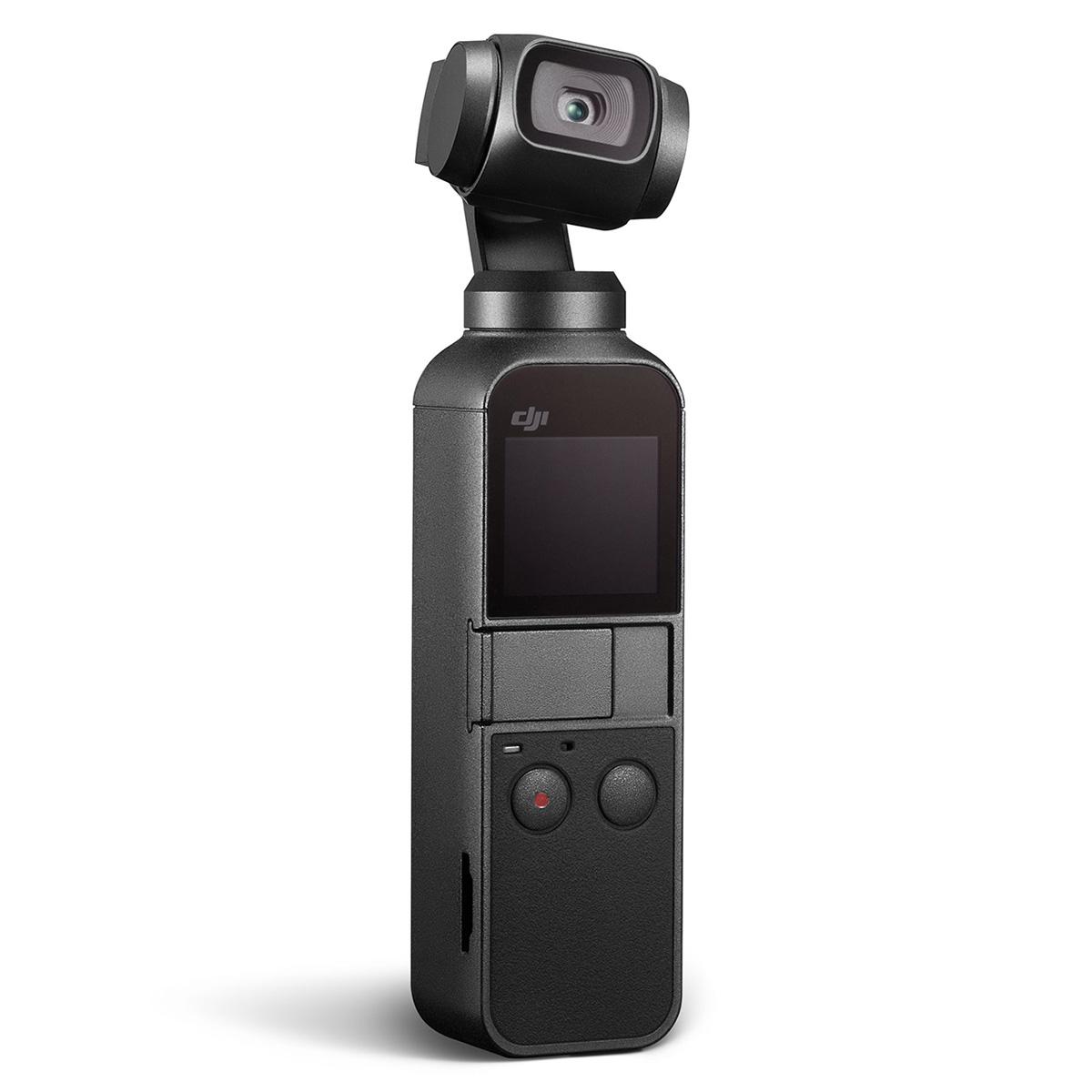 《新品》DJI Osmo Pocket 高精度スタビライザー付き小型4Kカメラ