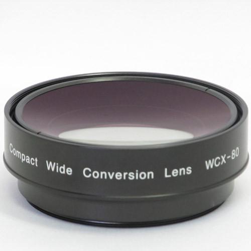 Zunow WCX-80 Φ72mm 0.8倍ワイドコンバージョンレンズ