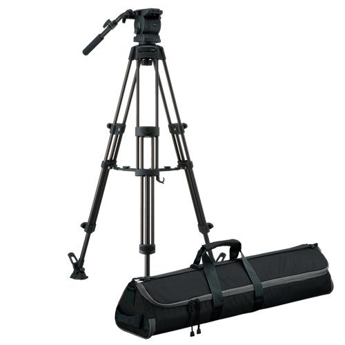 《新品》【送料無料、在庫あり!】Libec RS-250DM 三脚システム
