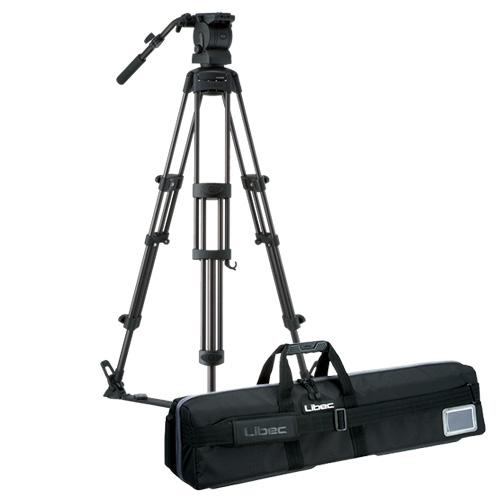 《新品》【送料無料、在庫あり!】Libec RS-450D 三脚システム