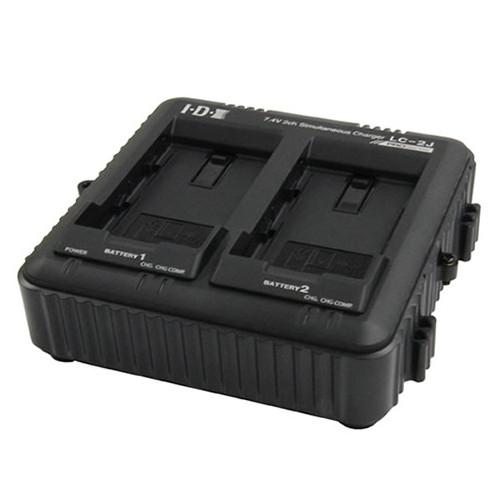 IDX LC-2J 7.4V 2ch同時充電器