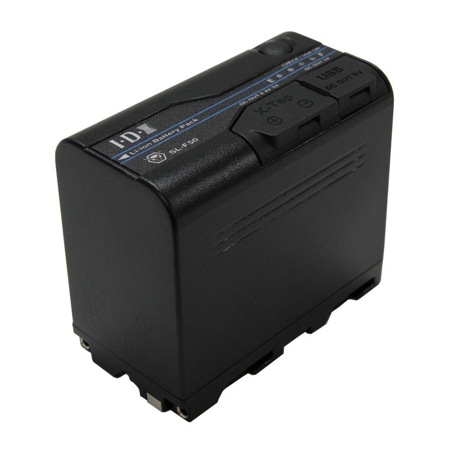 《新品》【送料無料、在庫あり!】IDX SL-F50 Lマウント7.2Vタイプ リチウムイオンバッテリー