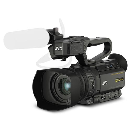 JVC GY-HM250 4Kメモリーカードカメラレコーダー〔レビュー特典有り〕
