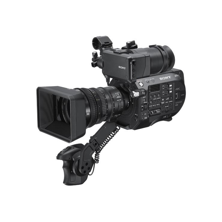 《新品》【送料無料、在庫あり!SONY正規特約店です】SONY FS7 II ズームレンズキット (PXW-FS7M2K) XDCAMメモリーカムコーダー