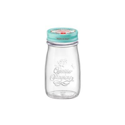 シンプルなのにおしゃれなボルミオリの保存瓶です Bormioli Rocco ボルミオリ 待望 ロッコ QS 送料無料新品 24個セット 3.65641Bott. 20cl LABELS VINTAGE