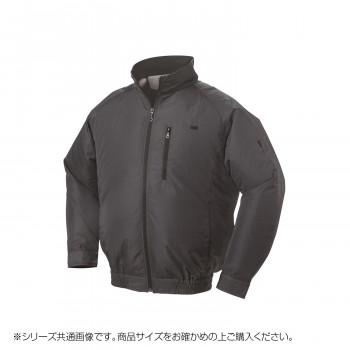 NA-301C 空調服 充黒セット L チャコールグレー ポリ タチエリ 8119124