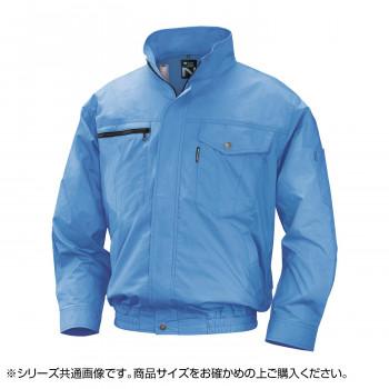 NA-2011 Nクールウェア (服 5L) ライトブルー 綿 タチエリ 8211889